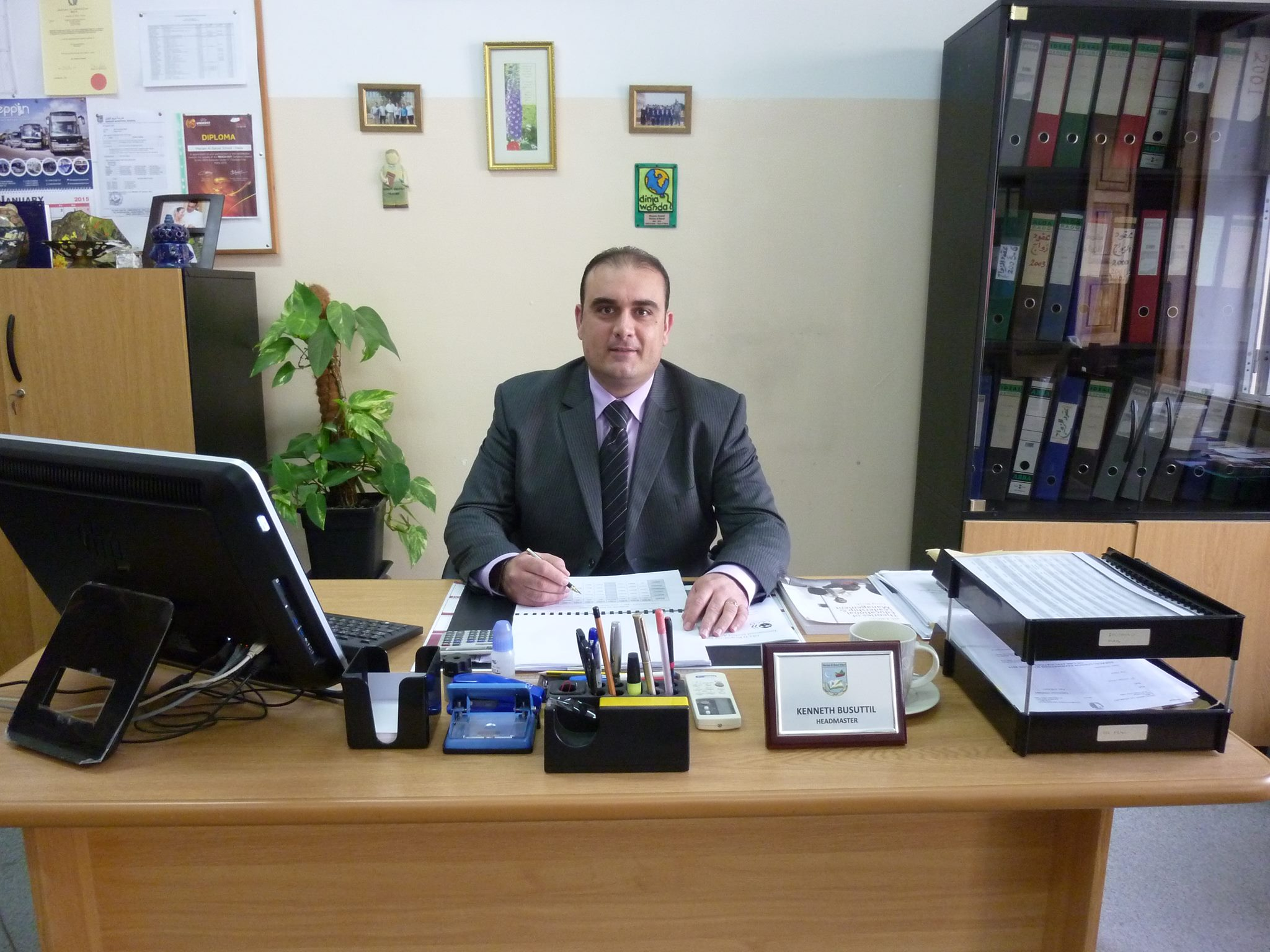 Mr. Kenneth Busuttil