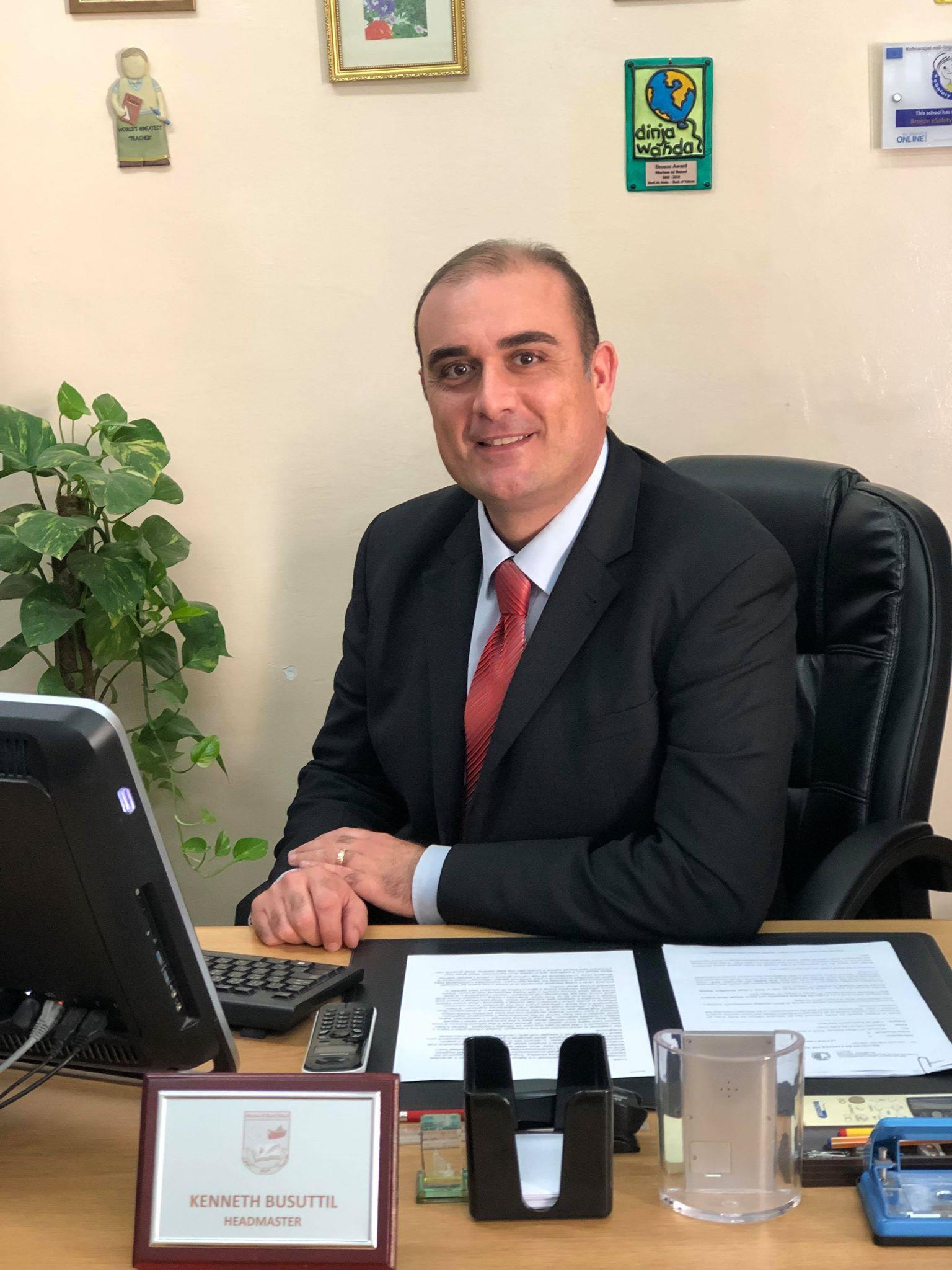 Mr. Kenneth Busuttil